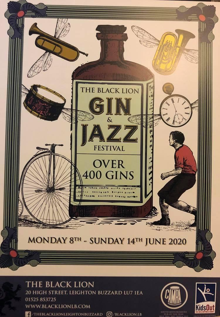 GIN and JAZZ Festival!