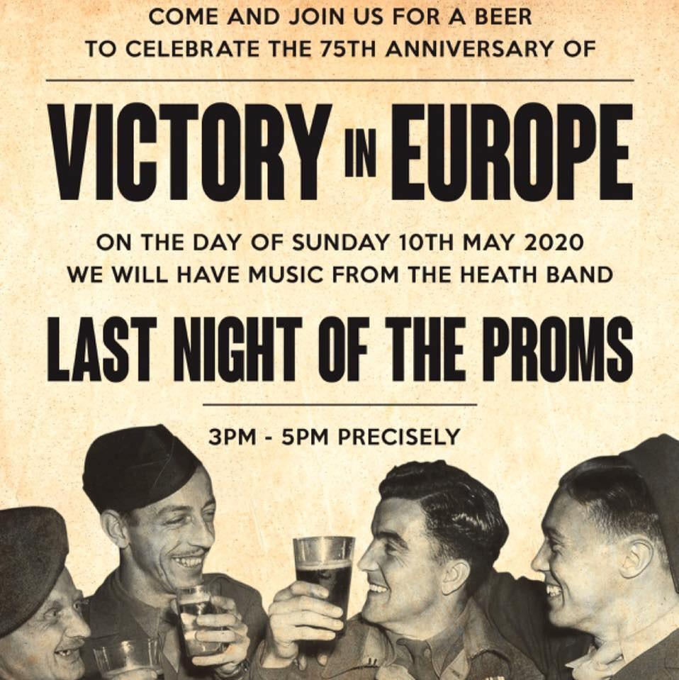 VE Day Celebrations: Last Night at The Proms!