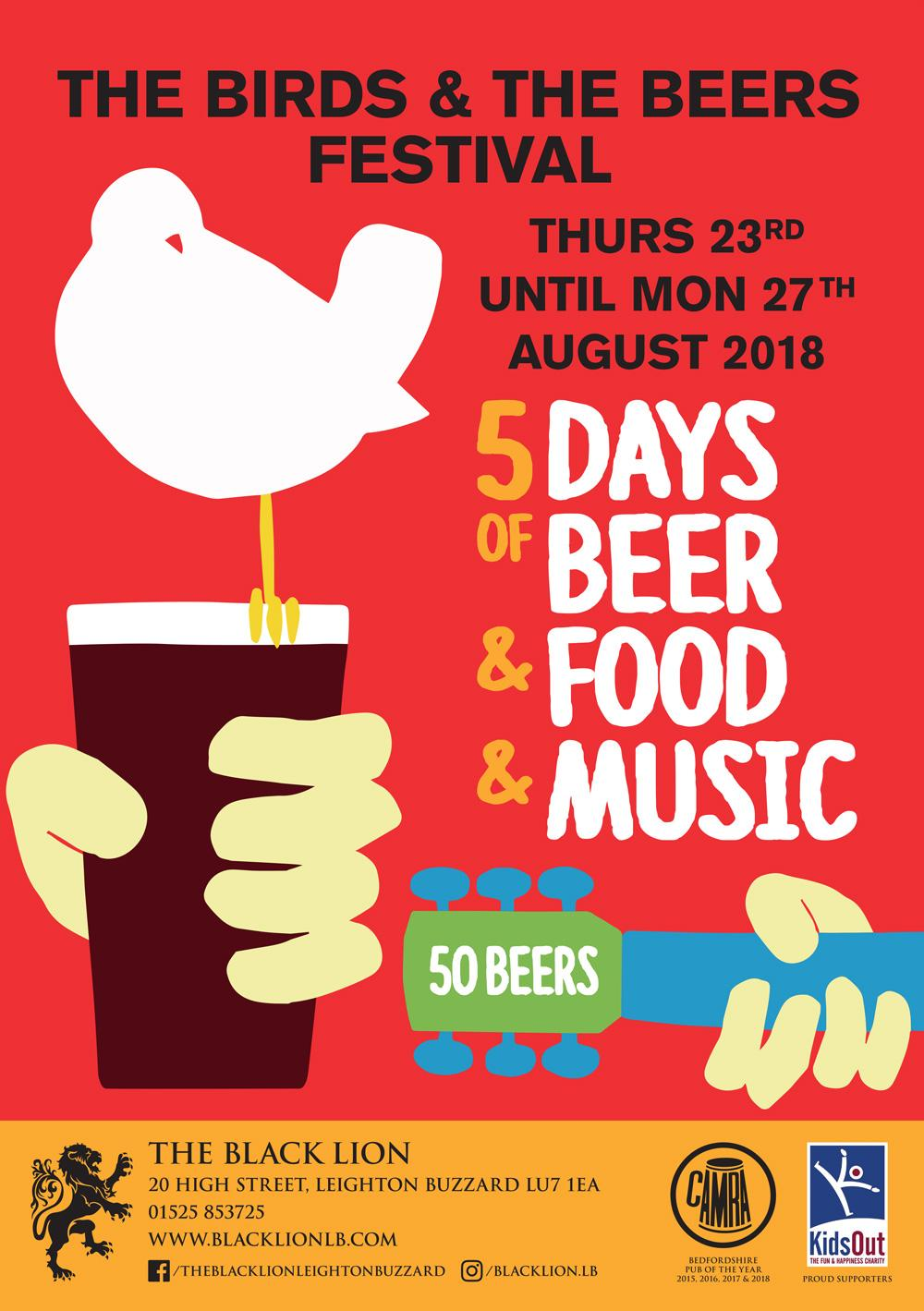 The Birds & The Beers Festival